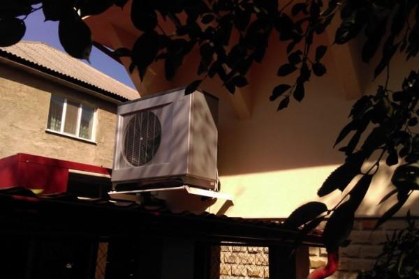 Pompă de căldură aer – apă NIBE F2300 20kw